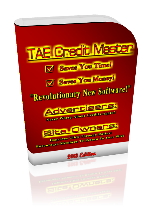 TAE Credit Master Software